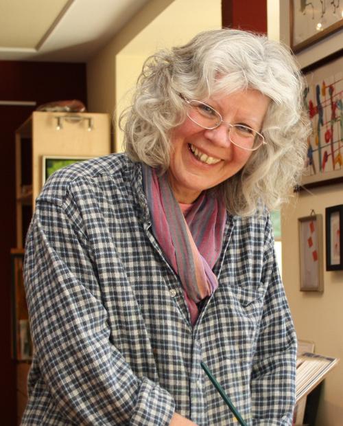 Gudrun Dräger (Herbst 2011)